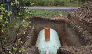 Материалы для емкостей для канализации
