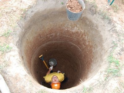 Сколько стоит выкопать колодец под воду обзор факторов влияющие на стоимость работ