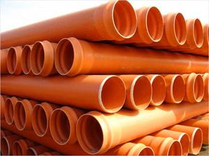 Ключевые характеристики канализационных труб