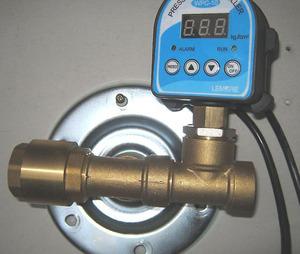 реле давления для насоса воды настройка