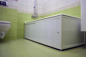 экраны дл¤ ванной распашные