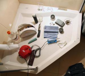 Чем заделать трещину на ванне