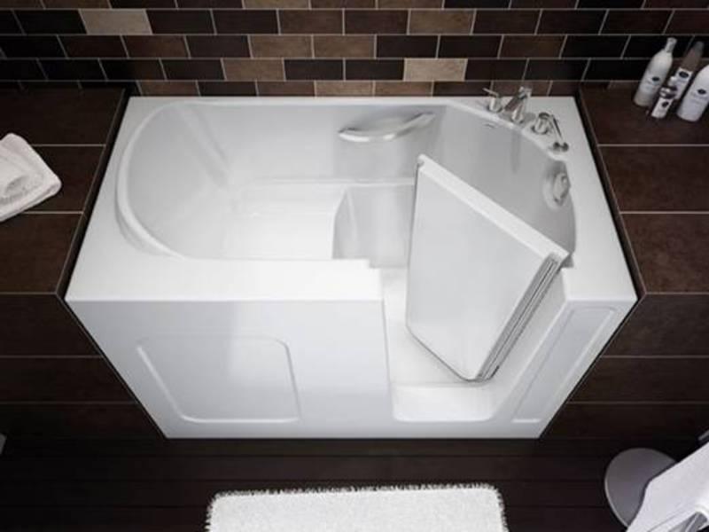Ванна Сидячая