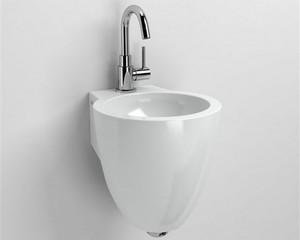 Угловые раковины в туалет
