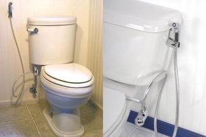 Гигиенический душ для унитаза