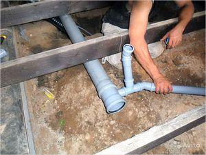Как своими руками сделать в бане канализацию?