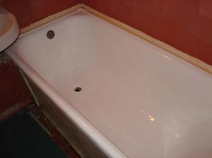Покраска ванны эмалью своими руками