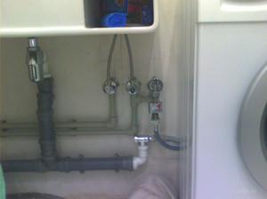 Подключение посудомойки к канализации варианты