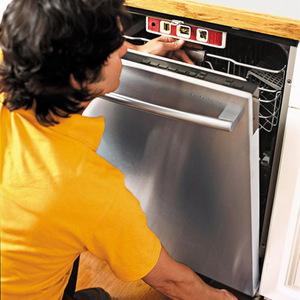Слив посудомоечной машины в канализацию
