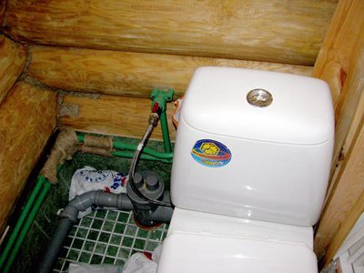 Установка канализации в частном доме своими руками фото 845