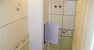Советы специалистов как закрыть трубопровод в туалете панелями из пластика