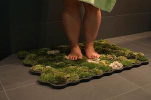 Функциональные свойства ковриков для ванных комнат