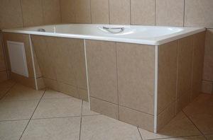 Изготовить плитку для ванной 89