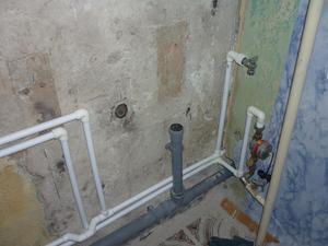 Прокладка канализации своими руками фото 480
