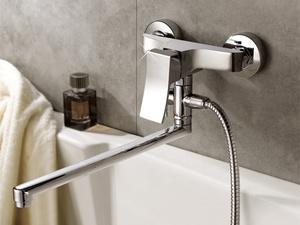 Сантехника в ванную смесители Душевой шланг Lemark Turn-Free LE8037B Gold