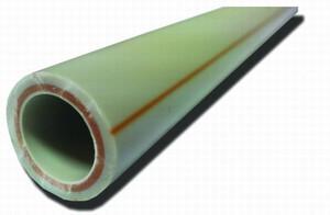 Характеристика полипропиленовых труб армированных стекловолокном