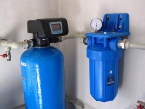 Спец оборудование для обезжелезивания воды