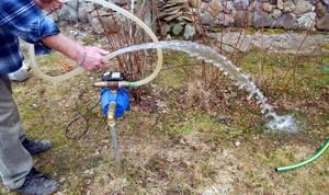 Гидробурение - вариант создания скважин.