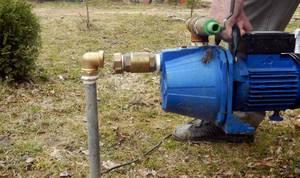 Гидробурение скважины на загородном участке