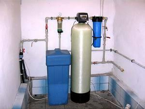 Функции фильтра для воды