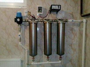 Фильтр для очистки воды из с кважин