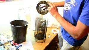 Самодельный фильтры для очистки воды