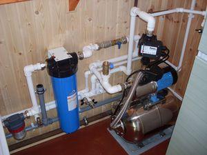 Устройство разводки системы водоснабжения в частном доме