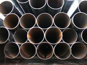 Как определить диаметр металлической трубы
