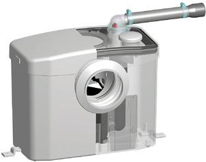 Туалетные насосы с измельчителем для принудительной канализации