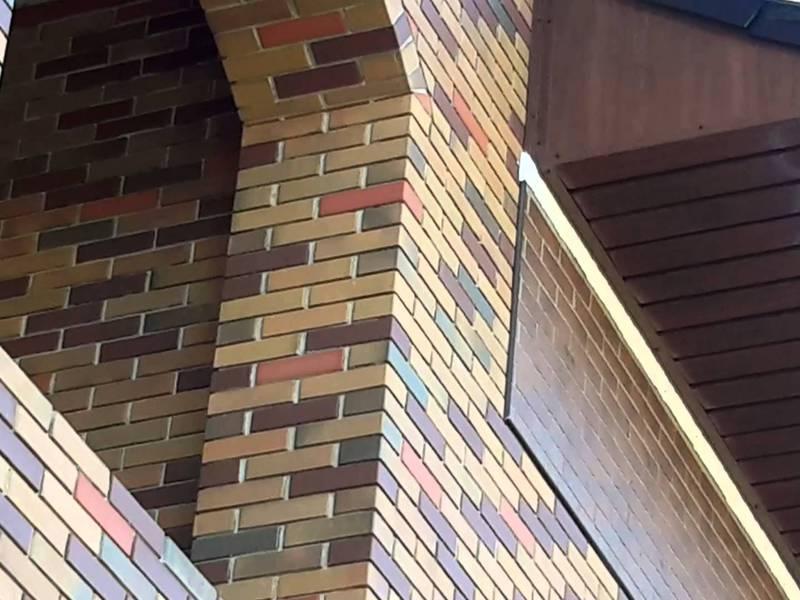Крепление отливов на крыше