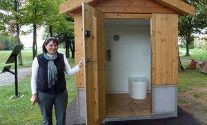 Туалет на даче своими руками чертежи размеры
