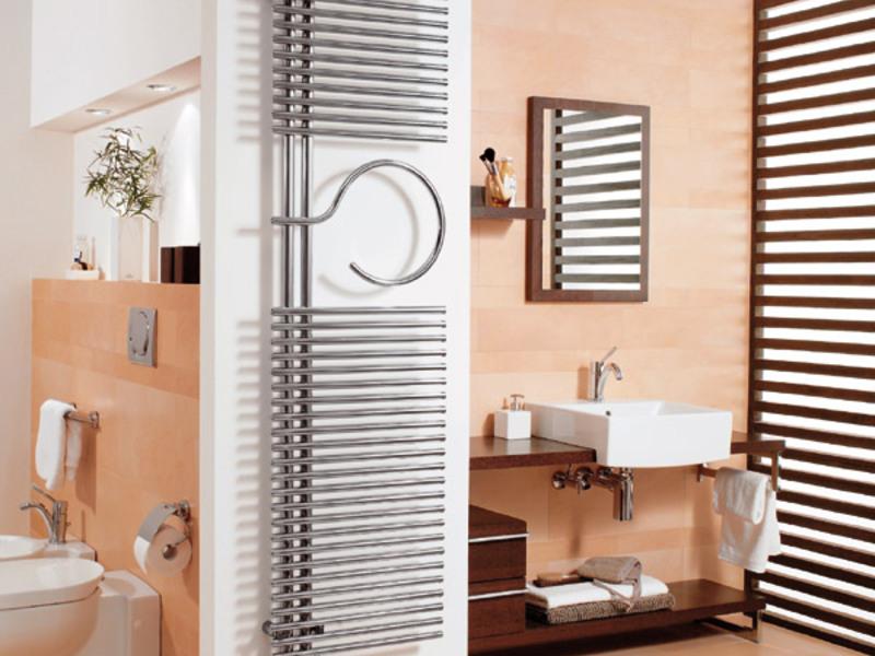 Полотенцесушитель в ванную